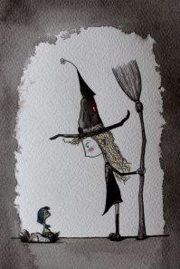 Devon the Witch